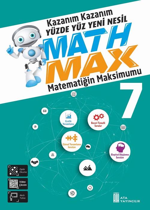 7. Sınıf Math Max Soru Ban...